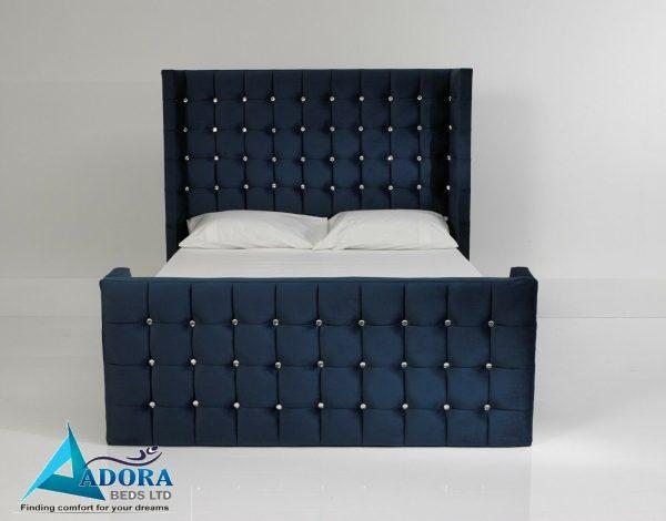 Baxton Bed Frame
