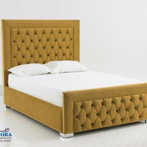 Julia Border Bed Frame