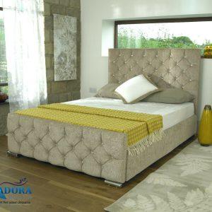 Monaco Upholstered Bed
